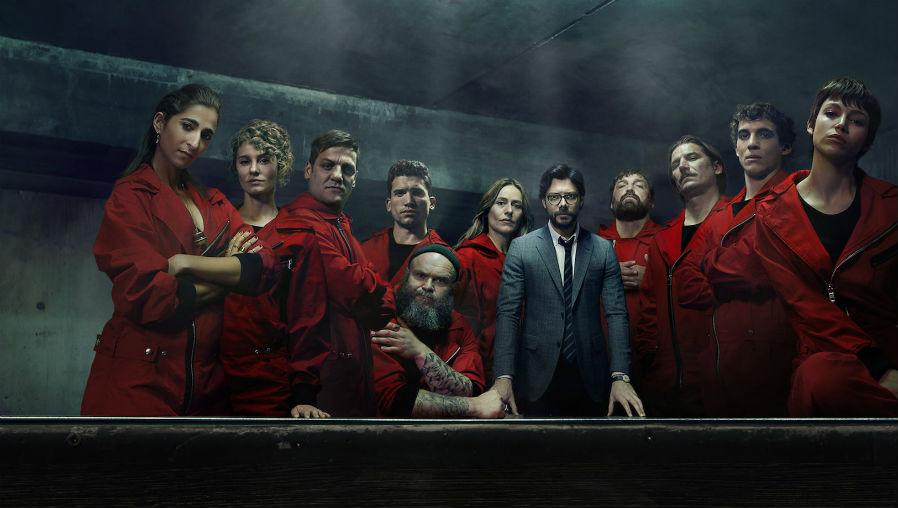 #QuédateEnCasaGt: Netflix invita a ver todos juntos el primer episodio de la Casa de Papel