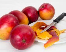 El mango es una fruta cn propiedades beneficiosas para la salud. (Foto Prensa Libre: Servicios).