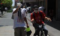 La recomendación de las autoridades de Salud es utilizar mascarilla. (Foto Prensa Libre: Hemeroteca PL)