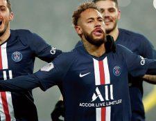 Neymar es el mejor pagado de la Ligue 1. (Foto Prensa Libre: Hemeroteca PL)