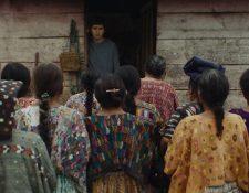 """""""Nuestras madres"""", del director guatemalteco César Díaz ha sido reconocido en varios festivales internacionales de cine. (Foto Prensa Libre: semainedelacritique.com)"""