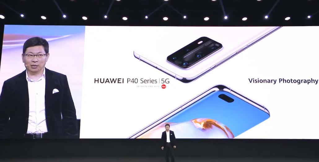 Huawei P40 Inicia una nueva era en la fotografía visionaria