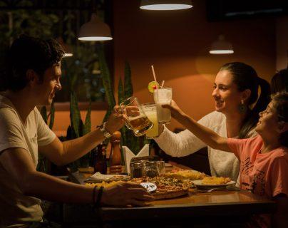 Mantener hábitos de salud física y emocional promueve una mejor convivencia durante el aislamiento. (Foto Prensa Libre: Servicios)