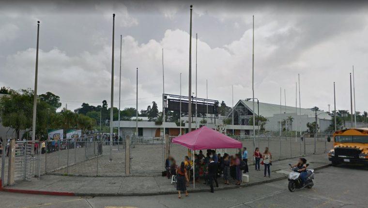 El Parque de la Industria será acondicionado para atender casos de coronavirus. (Foto Prensa Libre: Google Maps)