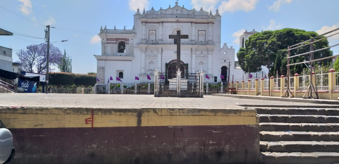 Iglesia de Patzún, Chimaltenango.