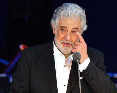 Ópera de Los Ángeles concluye que acusaciones a Plácido Domingo son creíbles. (Foto Prensa Libre: AFP)