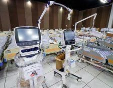 Cervecería Centro Americana, S.A. fue de las primeras empresas en realizar donaciones para el combate del coronavirus. Foto Prensa Libre: Cortesía