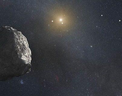 El asteroide mide casi cuatro kilómetros de diámetro. (Foto referencial: Hemeroteca PL)