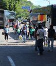 Salvadoreños no podrán ingresar a Guatemala sino hasta el 5 de abril. (Foto Prensa Libre: Hemeroteca PL)
