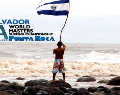 Los Juegos Mundiales de Surf en El Salvador han sido suspendidos y no han puesto fecha de reprogramación. Foto Prensa Libre: Tomada de redes