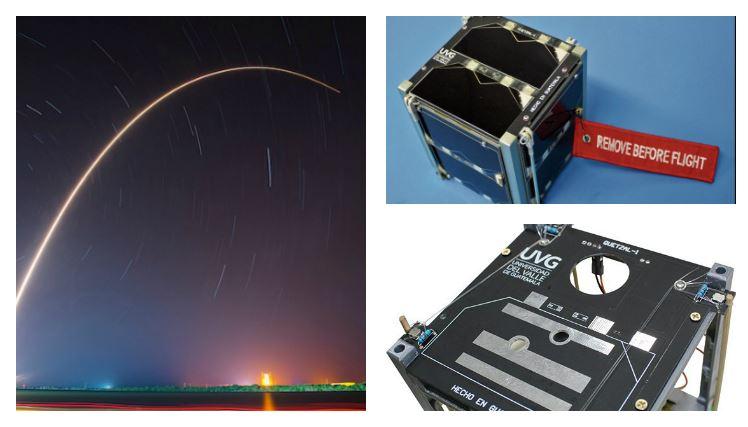 Quetzal 1: dónde y cuándo ver el despegue del primer satélite guatemalteco al espacio