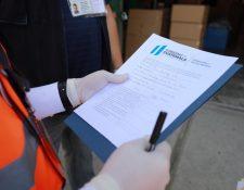 El Mineco comenzó a verificar la situación de las empresas respecto del covid-19. (Foto: Mineco)