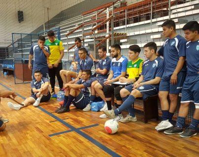 La Selección de Guatemala estaba en el grupo A del Premundial. (Foto Prensa Libre: Norvin Mendoza)