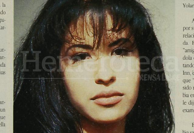 Fotos: Cómo se dio a conocer la noticia de la muerte de Selena en Guatemala