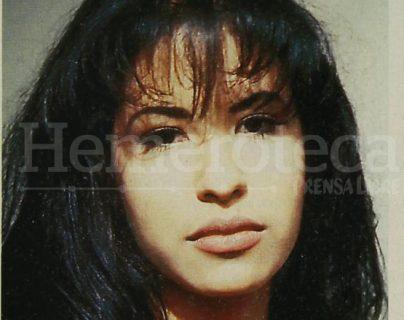 Selena, la reina de la música tejana murió hace 25 años. (Foto: Hemeroteca PL)