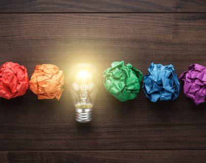 Es importante que estimule la imaginación en las distintas etapas de su vida. (Foto Prensa Libre: Servicios).