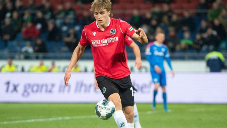 Timo HГјbers Hannover 96