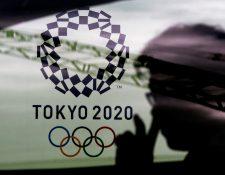 Funcionarios japoneses aseguran que los Juegos Olímpicos se celebrarán en julio. (Foto Prensa Libre: EFE)