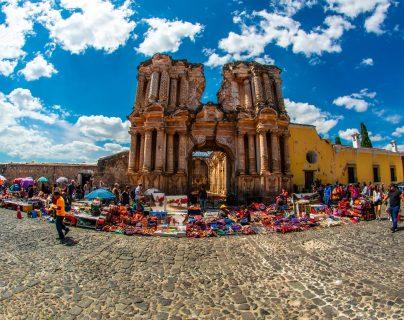 El sector más afectado por la restricción de visitantes es el turístico. (Foto Prensa Libre: Cortesía Inguat)