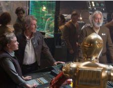 El actor Andrew Jack apareció como general de resistencia en la saga de Star Wars. (Foto Prensa Libre: lucasfilm)