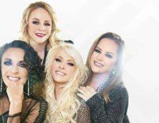 """Yuri y Pandora promocionan su gira """"Juntitas Tour"""". (Foto Prensa Libre: Cortesía)"""
