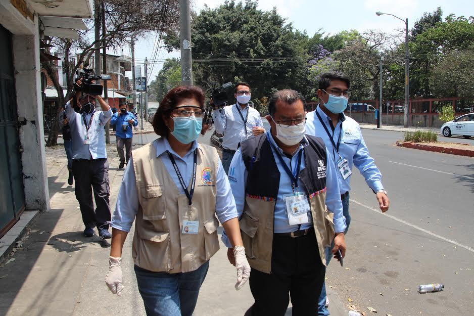 Diaco recibe 6 mil 800 denuncias durante emergencia por Covid-19
