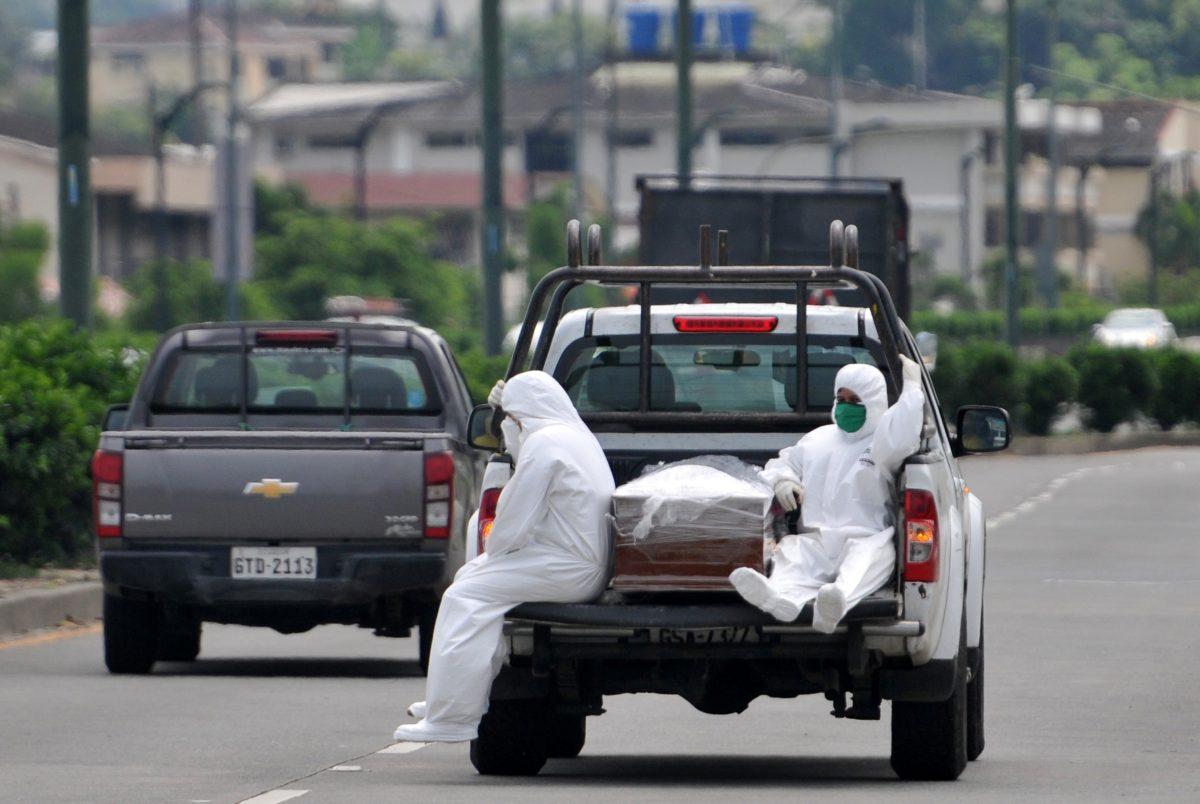 El mundo supera los 100 mil muertos por coronavirus; Estados Unidos e Italia registran el mayor número de decesos