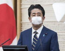 El primer ministro, Shinzo Abe, declaró el estado de emergencia basándose en una ley reformada en marzo que lo habilita para hacerlo. GETTY IMAGES
