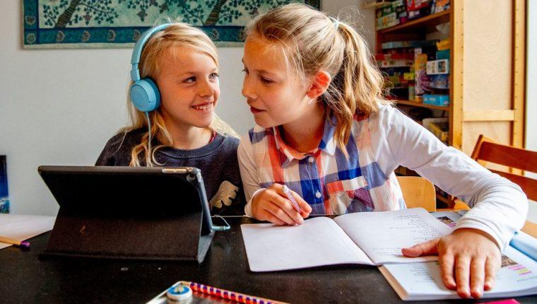 Ante la pandemia de covid-19 y el cierre masivo de instituciones educativas, los países nórdicos han liberado herramientas educativas online.