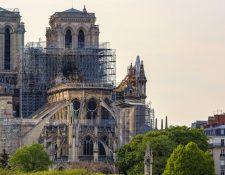 Notre Dame es uno ícono de París.