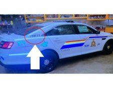 Este es el auto que la policía sospecha usó el atacante.