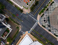 """Una ciudad se dividiría en zonas y estas, a su vez, en células que gradualmente se designarían """"verdes"""". Getty Images"""
