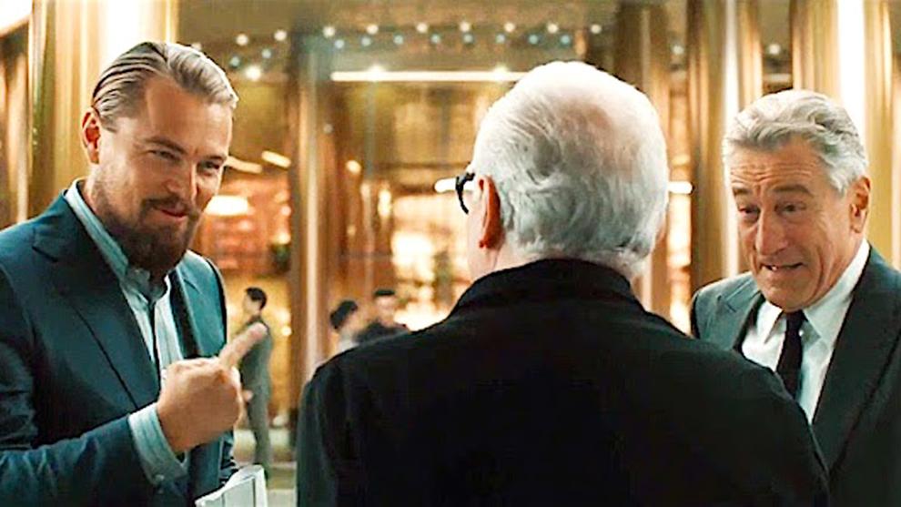 Coronavirus: Leonardo DiCaprio y Robert De Niro ofrecen un papel en su nueva película a cambio de una donación