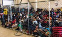Las denuncias por hacinamiento en centros de detención son constantes. (Foto Prensa Libre: Hemeroteca PL)