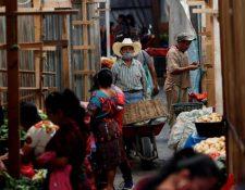 La economía guatemalteca sigue siendo afectada durante la pandemia del coronavirus. (Foto Prensa Libre: Hemeroteca PL)