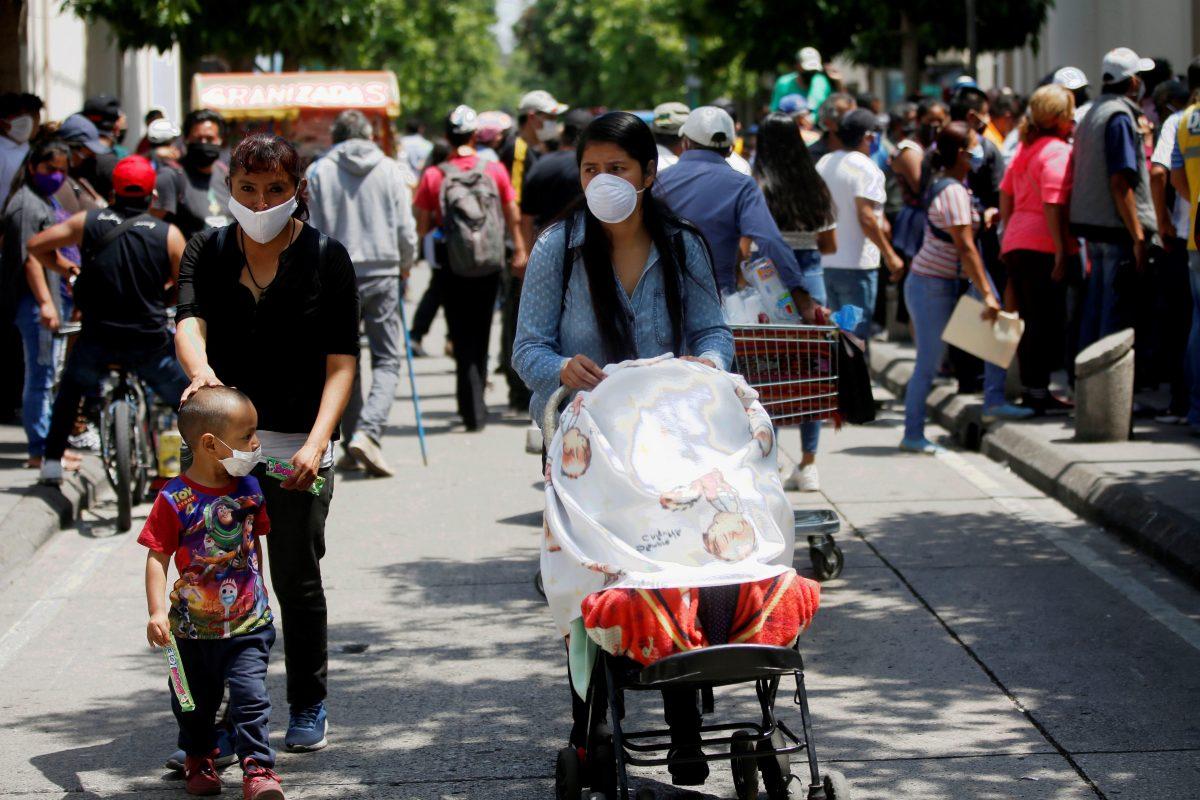 Cuarentena: Mujeres escapan de la violencia en plena crisis por el coronavirus