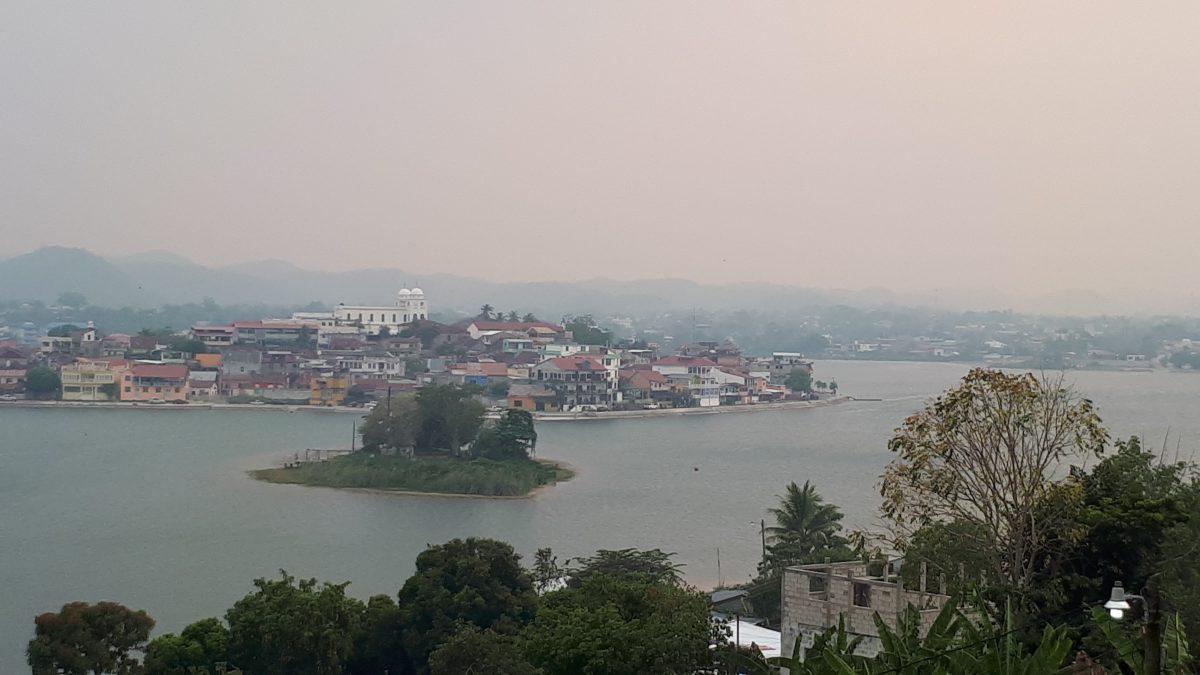 Alarma por mala calidad del aire en Petén, un factor de riesgo para la población ante el covid-19