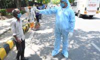 El coronavirus continúa propagándose y los científicos aún no logran crear un cura. (Foto Prensa Libre: EFE)
