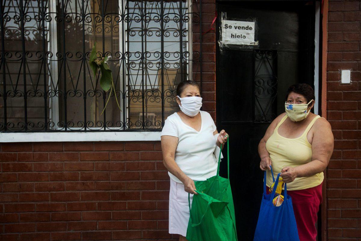 Llamadas en línea por violencia contra la mujer se disparan en medio de la pandemia