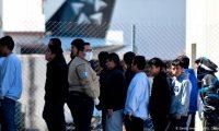 Guatemaltecos son deportados desde EE. UU. Conamigua ha intentado atenderlos aunque con limitaciones. (Foto Prensa Libre: Hemeroteca PL)