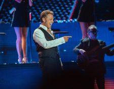 El cantante mexicano en una presentación realizada en 2019. (Foto Prensa Libre: Facebook Luis Miguel)
