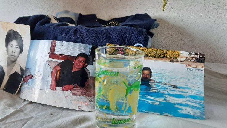 Marcelino Saloj vivía en Estados Unidos desde hace 12 años, pero murió de coronavirus el 15 de marzo último. (Foto Prensa Libre: Cortesía Daniel Chumil)
