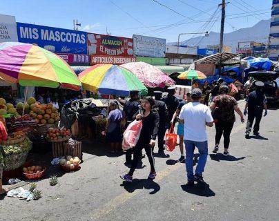 El mercado de la Democracia estará abierto este fin de semana pero con restricciones. (Foto tomada de Redes Sociales)