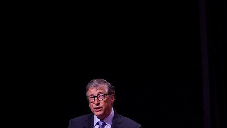 Bill Gates, empresario muy vinculado a la investigación científica gracias a su fundación. (Foto Prensa Libre: AFP)
