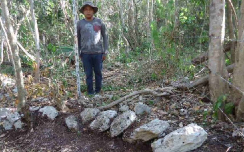 Hallan antigua aldea que podría ser del posclásico maya en sureste de México
