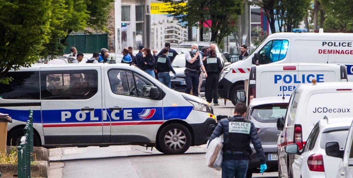 Francia investiga como un ataque terrorista el atropello de tres policías