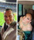 Alex Rodríguez y Jennifer López podrian comprar a los New York Mets. (Foto Prensa Libre: Instagram)
