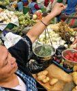 La reducción del 12% del IVA a los alimentos generaría un impacto social positivo, porque las familias podrían ahorrar entre Q300 y Q350, según la CGAB. (Foto Prensa Libre: Hemeroteca)