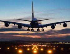 La mayoría de países de Latinoamérica ha suspendido el ingreso de viajeros por lo que se han suspendido vuelos de muchas aerolíneas. (Foto, Prensa Libre: Hemeroteca PL).