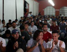El Sindicato de Futbolistas Guatemaltecos espera ser tomado en cuenta en futuras ocasiones. (Foto Prensa Libre: Hemeroteca PL)